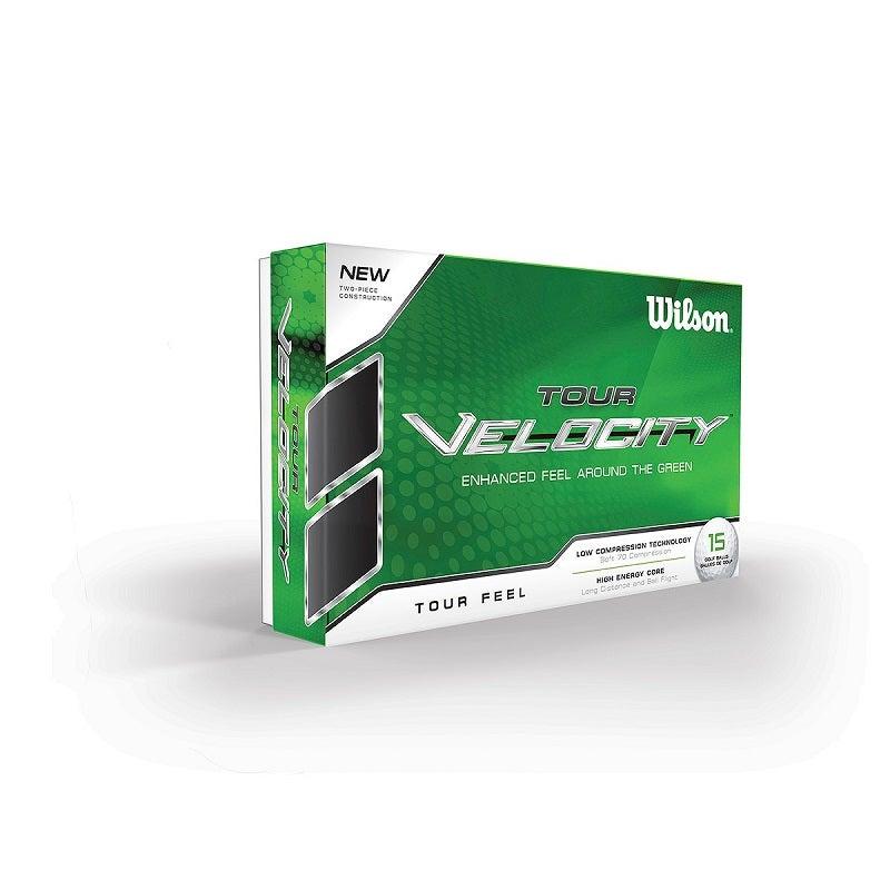 Wilson Tour Velocity Feel - 15 Stück
