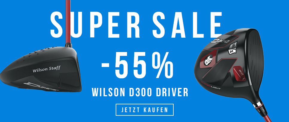 SUPER SALE - WILSON D300 DRIVERS SPARE 55%